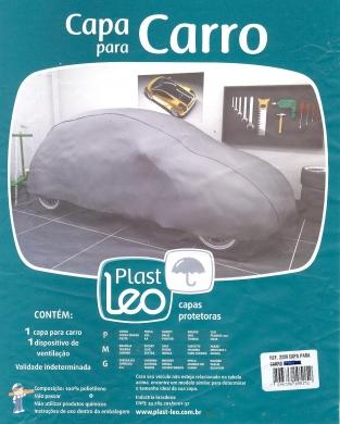CAPA PROTETORA PLAST LEO
