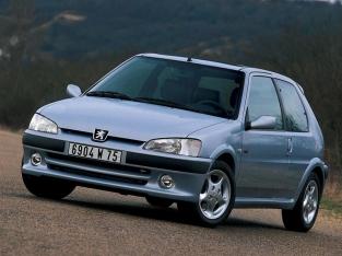 Farol lado Esquerdo p/ Peugeot 106 Ano 97 à 01
